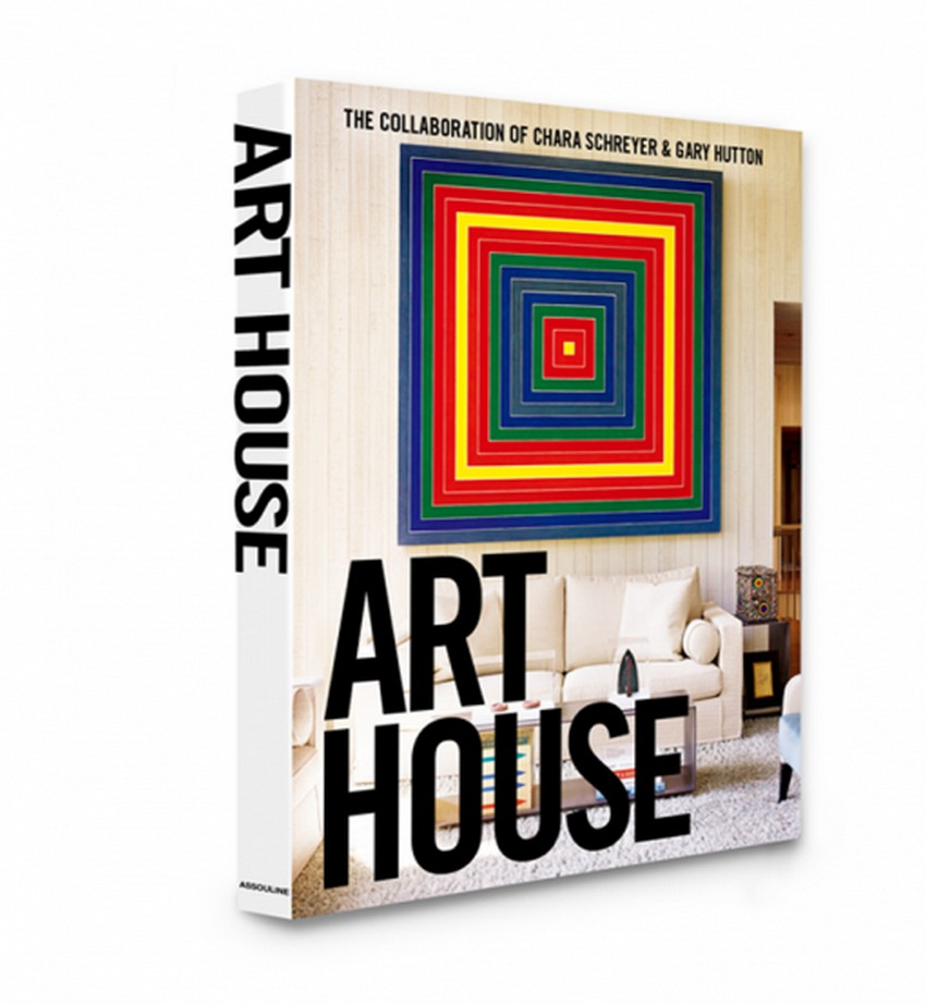 Art House a Book with Design Homes for Private Collectors