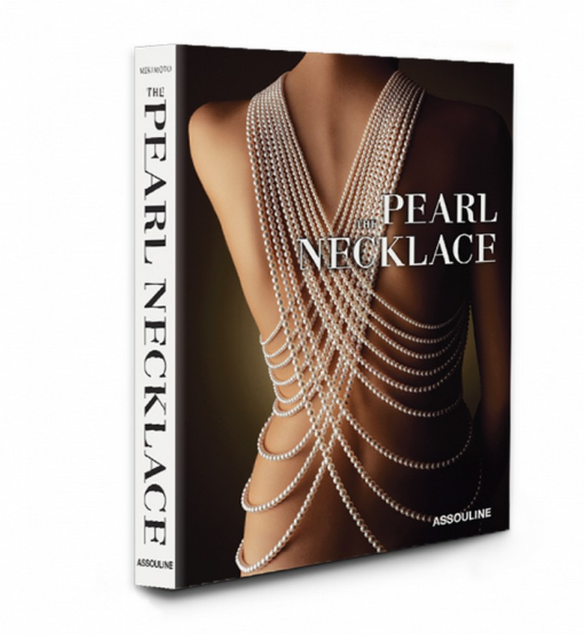 New Book: The Irresistible Pearl Necklace