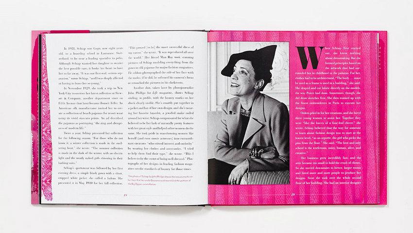 elsa schiaparelli Book Review: The Life and Fashions of Elsa Schiaparelli 9781419716423 int02