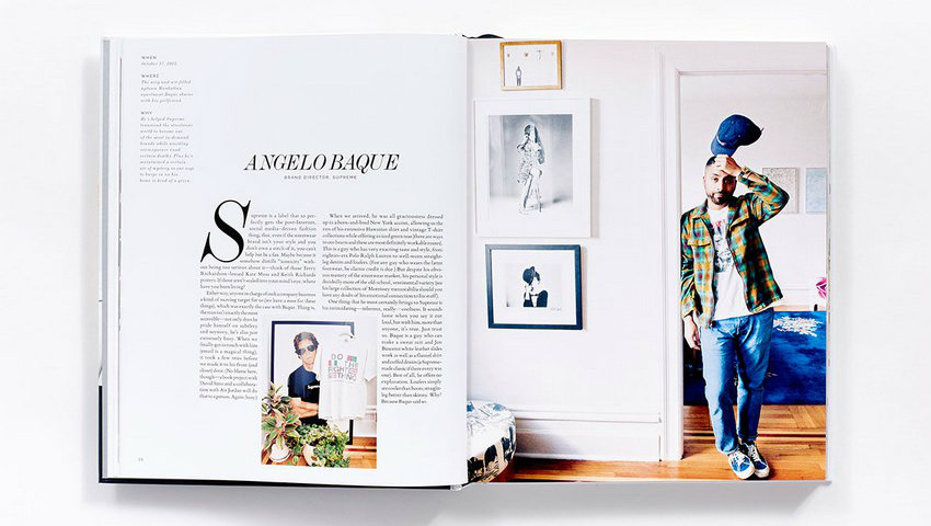 Photography Coffee Table Book: The Coveteur