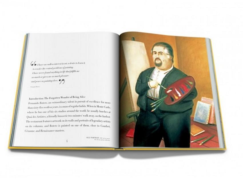 Book Review: Fernando Botero, Assouline Special Edition Assouline Special Edition Book Review: Fernando Botero, Assouline Special Edition Book Review Fernando Botero Assouline Special Edition 5 1