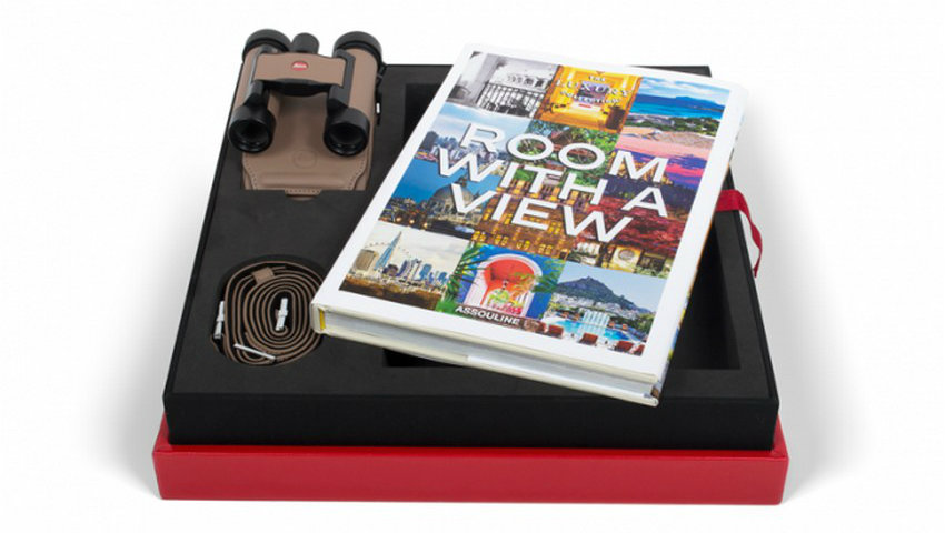 assouline luxury collection Assouline Luxury Collection: Room With A View with Leica Box Set box 4 1