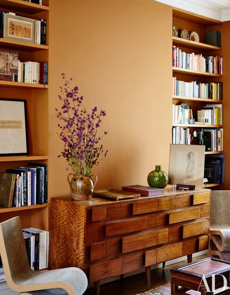 You Must-See These 10 Contemporary Home Libraries by AD Home Libraries You Must-See These 10 Contemporary Home Libraries by AD martina mondadori sartogo london home 06