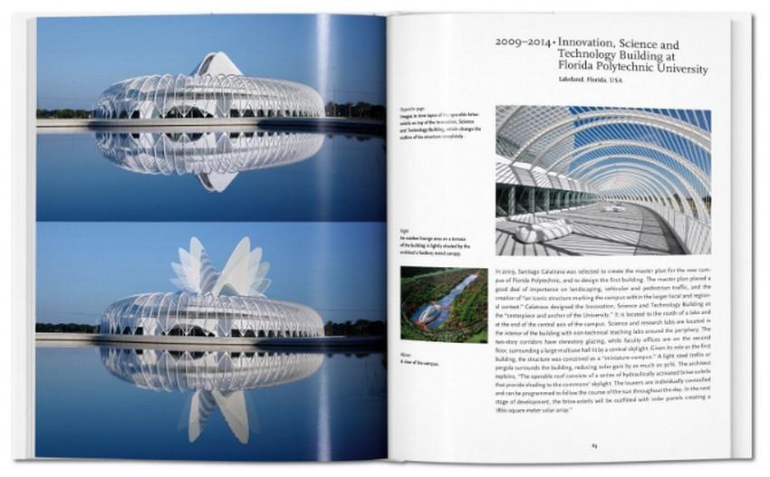 Book Review: Santiago Calatrava's Futuristic Fusion Santiago Calatrava Book Review: Santiago Calatrava's Futuristic Fusion 768f8028070f9dcd1af56ee5aa52c004