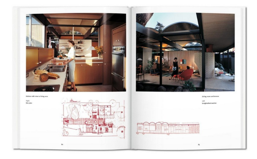 Book review case study houses and pioneering designs best design books for Art institute interior design reviews
