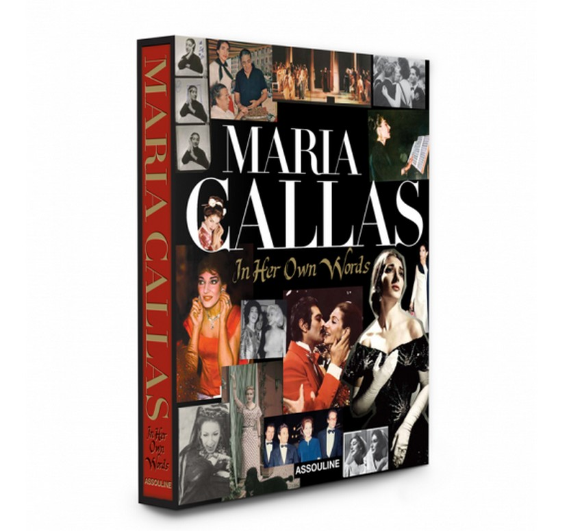 Book Review Fell in Love with Maria Callas