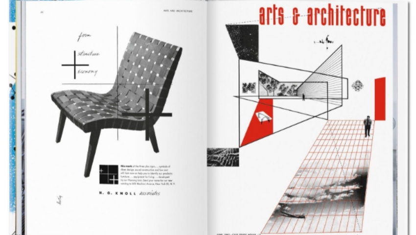 Arts and Architecture Book Review: Best Years of Arts and Architecture 1945-49 a1e35fb708520339e77829a7e63bbc17 1