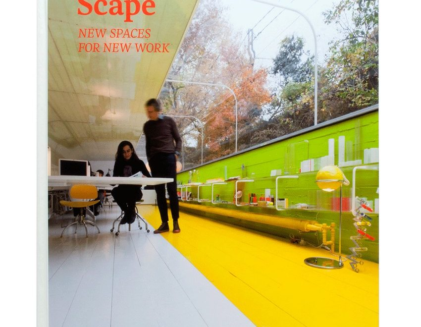 book review Book review: WorkScape New Spaces for New Work workscape front 1 850x660