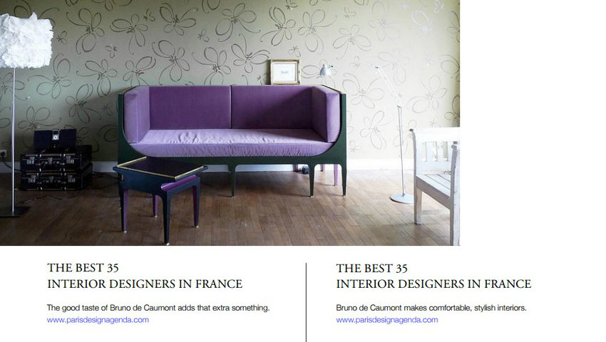 free ebook Free eBook: Best Interior Designers in France 2