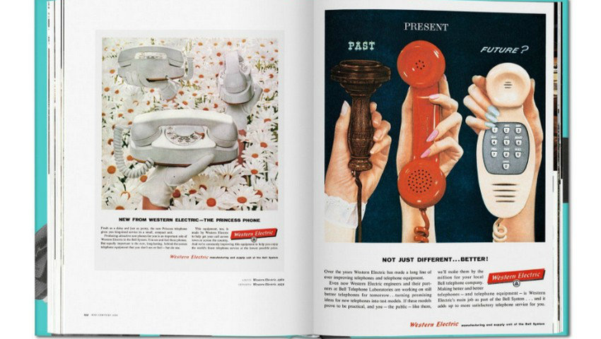 Book Review: Mid-Century Ads for Design Lovers Design Lovers Book Review: Mid-Century Ads for Design Lovers 80e9f812fc42805efbb117965b1a0bba