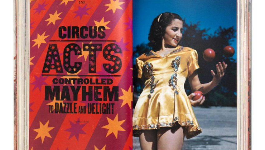 Book Review The Circus 1870s–1950s history and legacy