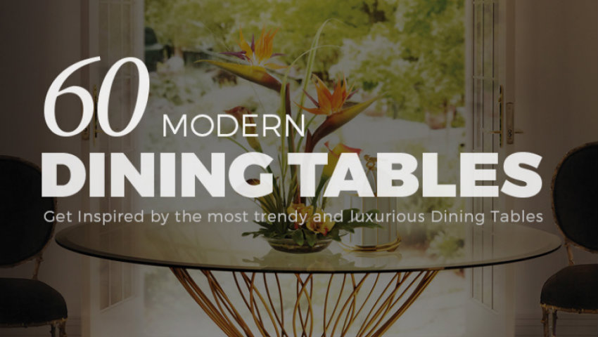 free ebook Free eBook: 60 Modern Dining Tables Free eBook 60 Modern Dining Tables