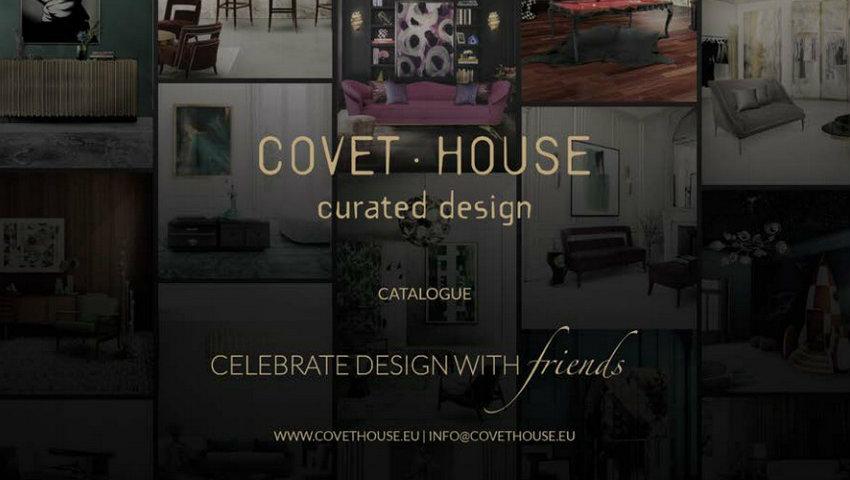 Book Review: Inspiring Interior Design Ideas by Covet House
