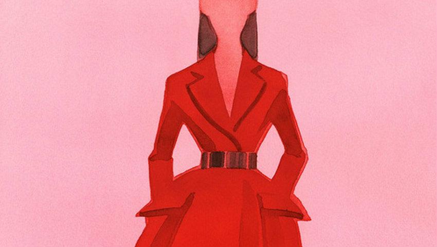 dior illustrations Mats Gustafson Launches Dior Illustrations in a Book Mats Gustafson Launches Dior Illustrations in a Book 1