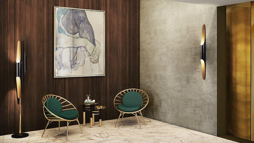 free ebook Free eBook: 25 Modern Chairs for your Home Decor lobby delightfull unique lamps coltrane wall