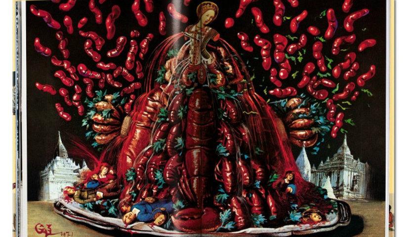 Book Review Gala Dinner, Salvador Dalí's Surrealist Cookbook (3)
