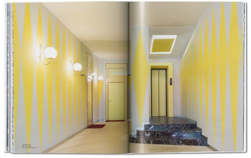 Photography Book: Milan's Sumptuous Modernist Hallways