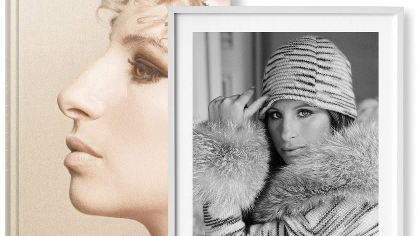 Book Review: Barbra Streisand an Art Edition Book by Steve Schapiro