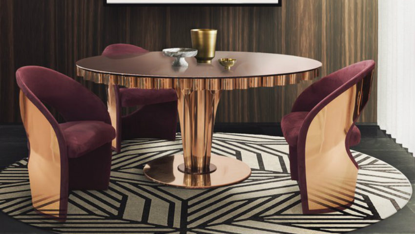 modern dining tables Free eBook: 100 Must-See Modern Dining Tables DL Dining Room mar17 2