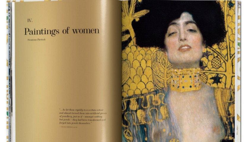 Art Book: 100 years of Gustav Klimt's Legacy