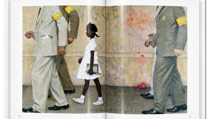 Book Review: Norman Rockwell Painting the American Dream