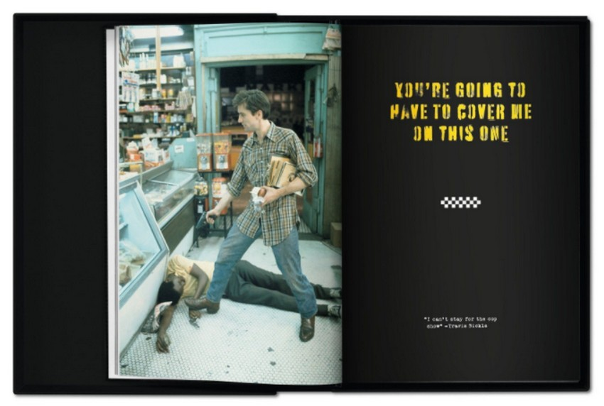 Cinema Book Cinema Book: Taxi Driver Unseen Photographs Cinema Book Taxi Driver Unseen Photographs 3