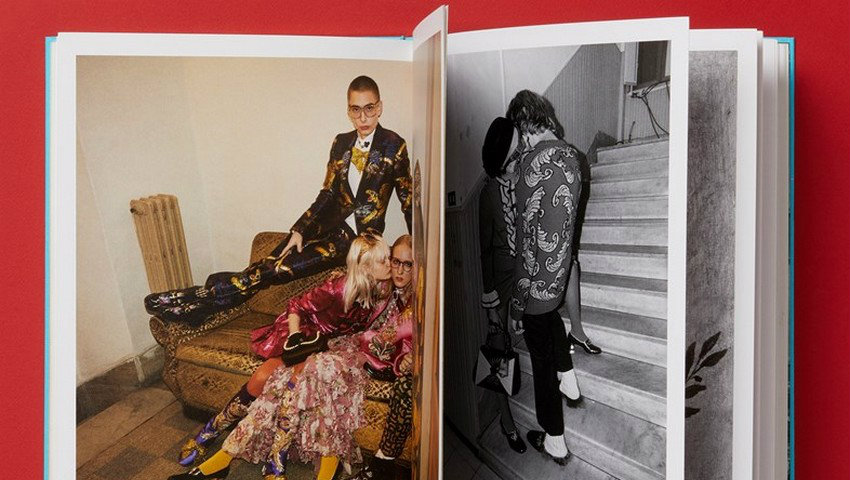 Photography Book: Gucci's Limited Edition Book by Derek Ridgers