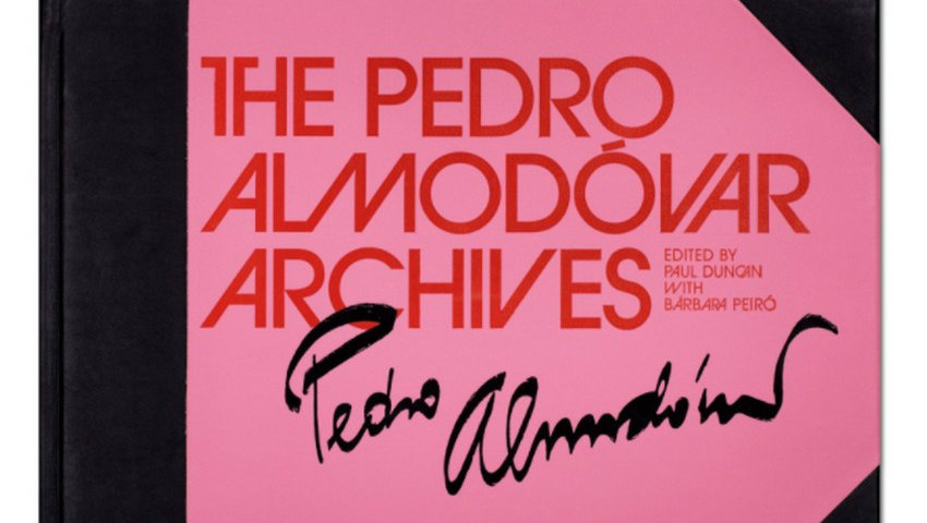 Pedro Almodóvar Art Book: The Pedro Almodóvar Archives 50d07ae46be29df7739db61eedd68313 1