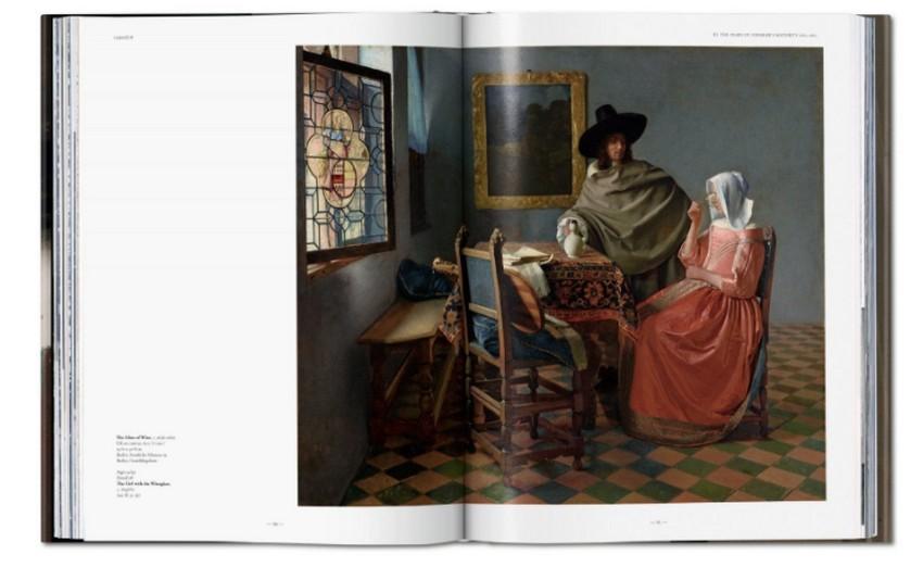 Johannes Vermeer Complete Works Art Book: Johannes Vermeer Complete Works Art Book Johannes Vermeer Complete Works 2