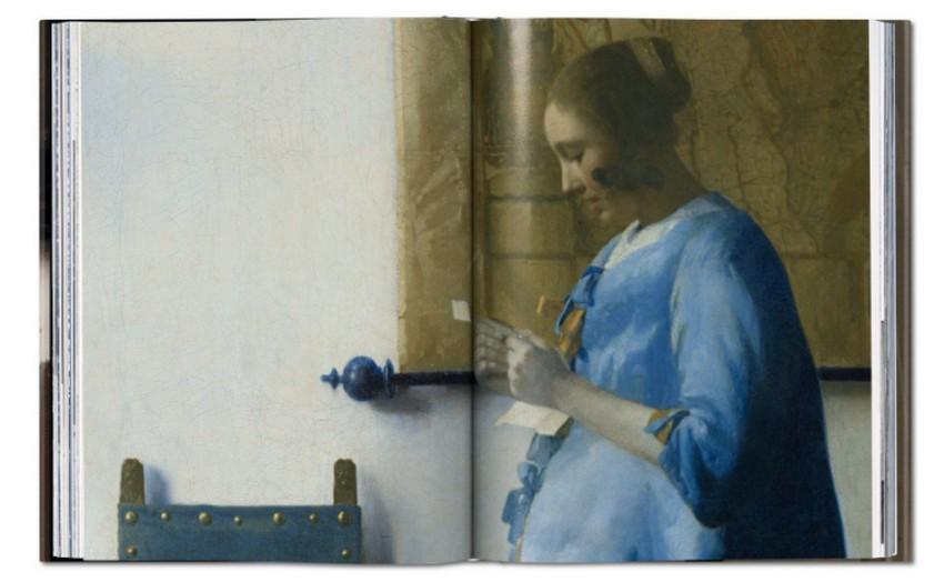 Johannes Vermeer Complete Works Art Book: Johannes Vermeer Complete Works Art Book Johannes Vermeer Complete Works 4