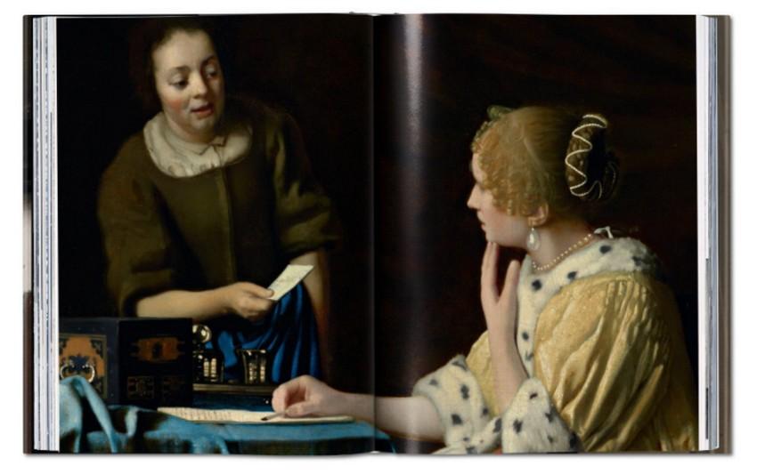 Johannes Vermeer Complete Works Art Book: Johannes Vermeer Complete Works Art Book Johannes Vermeer Complete Works 5