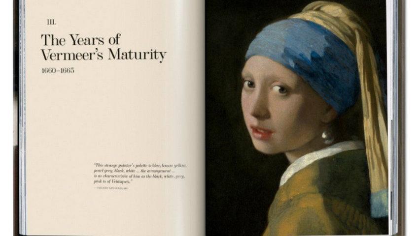 Johannes Vermeer Complete Works Art Book: Johannes Vermeer Complete Works Art Book Johannes Vermeer Complete Works 6 1