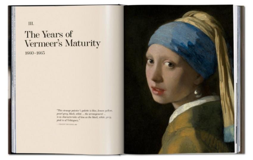 Johannes Vermeer Complete Works Art Book: Johannes Vermeer Complete Works Art Book Johannes Vermeer Complete Works 6