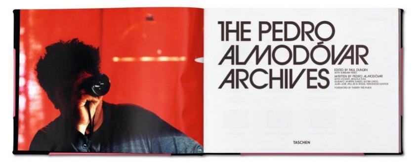 Pedro Almodóvar Art Book: The Pedro Almodóvar Archives Art Book The Pedro Almod  var Archives 7