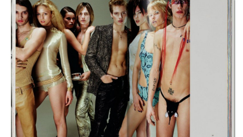Photography Book Undressed by Mario Testino (1)