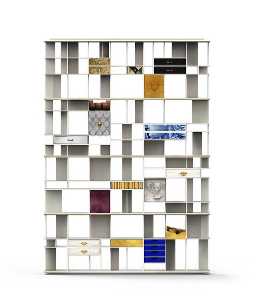 Dior By Yves Saint Laurent Fashion Book: The Glamour of Dior By Yves Saint Laurent coleccionista custom bookcase shelf 01 1