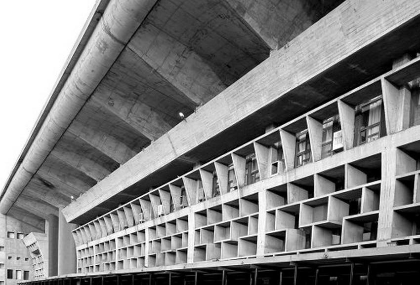 Le Corbusier's City Discover the Architecture of Chandigarh or Le Corbusier's City Discover the Architecture of Chandigarh or Le Corbusiers City 5