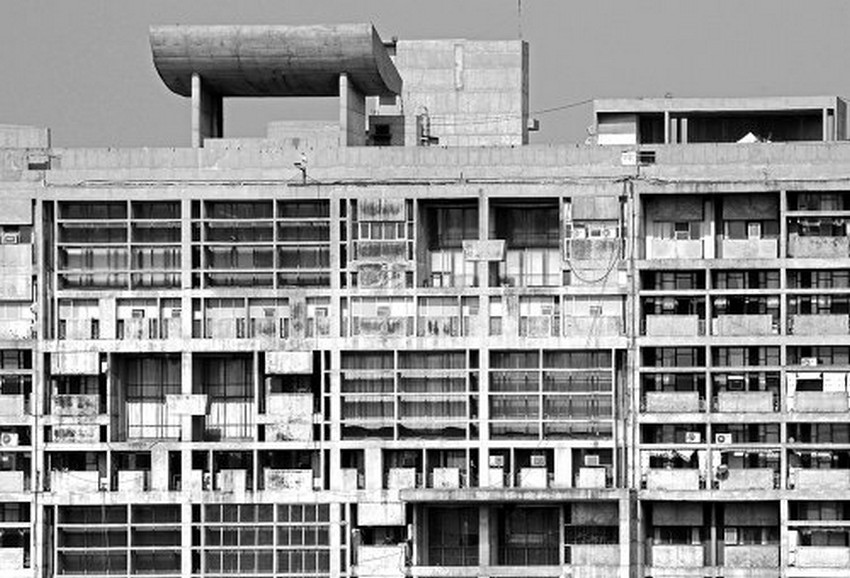 Le Corbusier's City Discover the Architecture of Chandigarh or Le Corbusier's City Discover the Architecture of Chandigarh or Le Corbusiers City 7