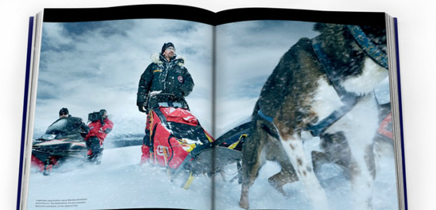 Fashion and Lifestyle Book Canada Goose, the Essence of True North (1)