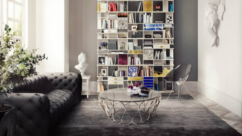 How to Include Coffee Table Books in Decoration