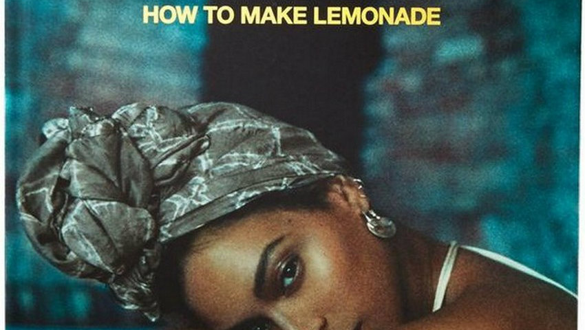 Limited Edition Book: Beyoncé's How To Make Lemonade Box Set