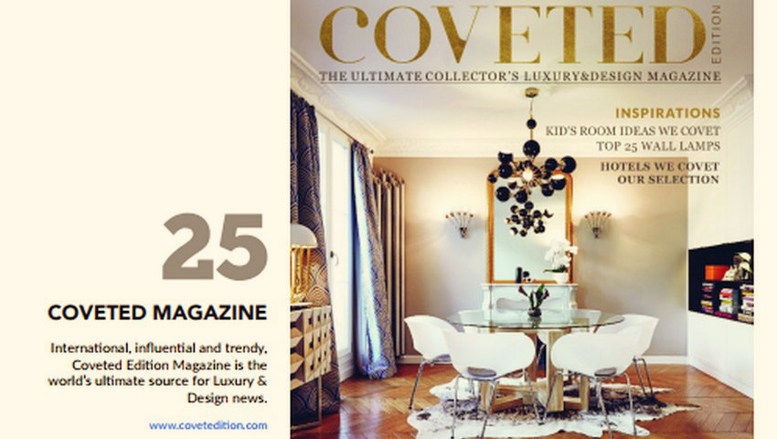 Free eBook: The Ultimate Selection of Interior Design Magazines