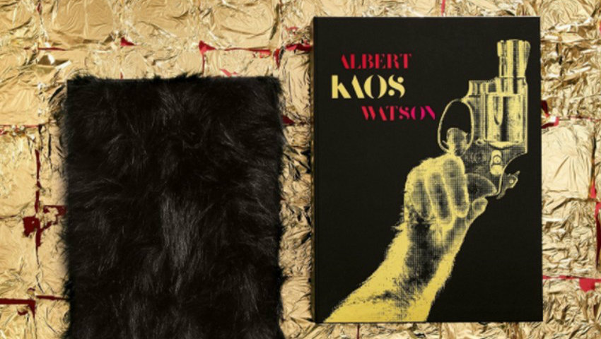 Photography Book: Crown Prints, Albert Watson Retrospective