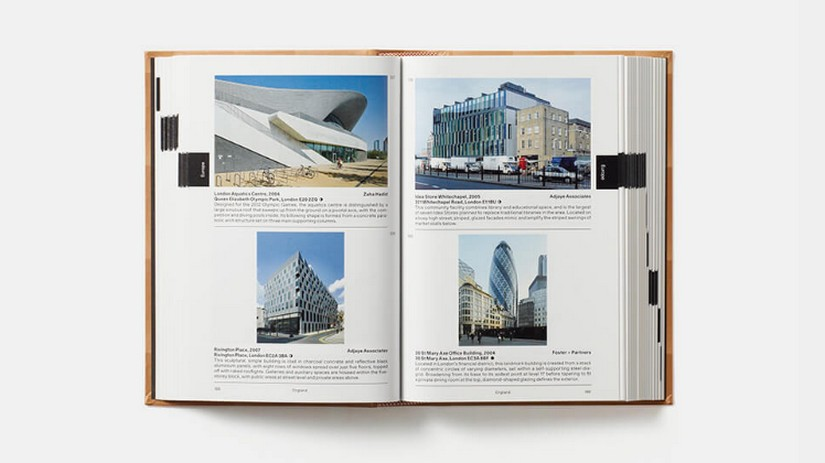 1000 Must-see Contemporary Buildings in a Architecture Travel Guide