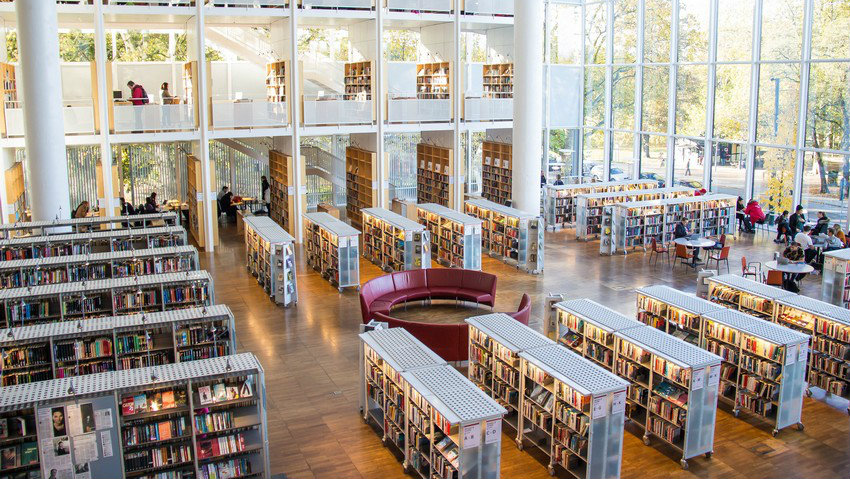 European Libraries 10 European Libraries You Will Love To Visit  5