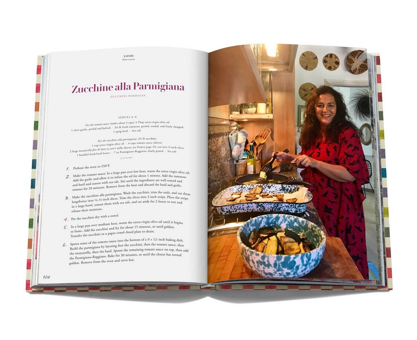 missoni family cookbook Missoni Family Cookbook has Lots of Color and Flavour Missoni Family Cookbook has Lots of Color and Flavour 2