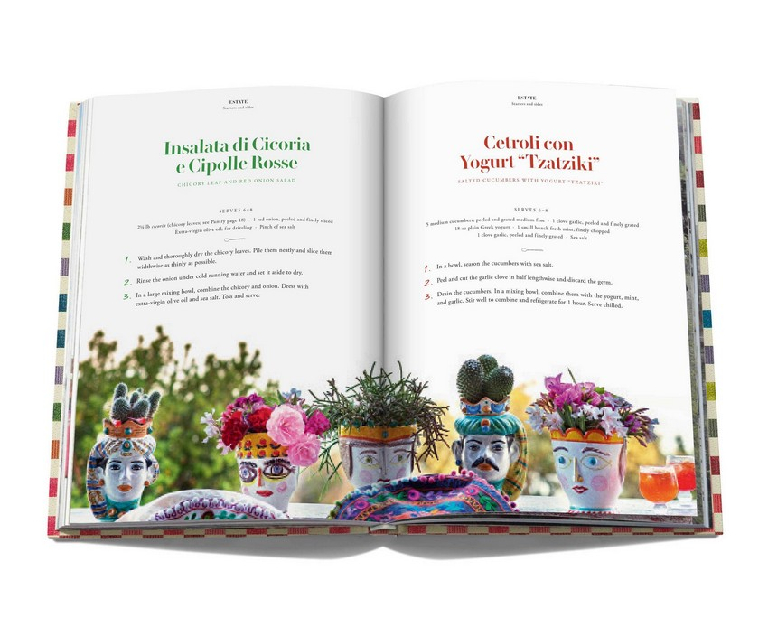 missoni family cookbook Missoni Family Cookbook has Lots of Color and Flavour Missoni Family Cookbook has Lots of Color and Flavour 3