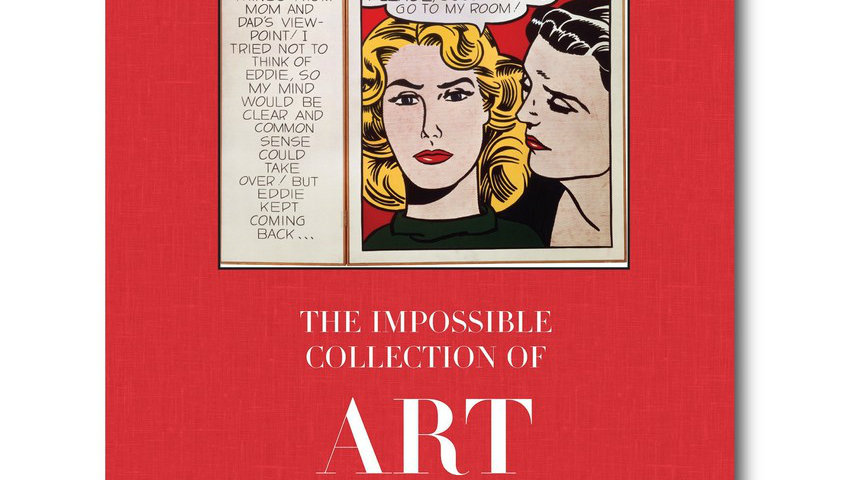 New Edition of The Impossible Collection of Art