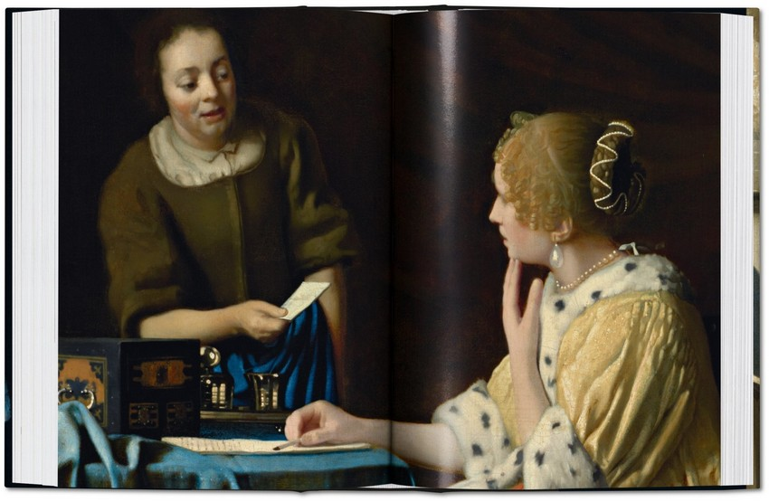 Art Edition: Vermeer Complete Works Art Edition Vermeer Complete Works 4