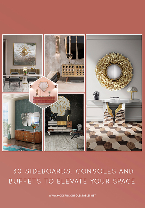 30 Sideboards, Consoles and Buffets ebook buffet